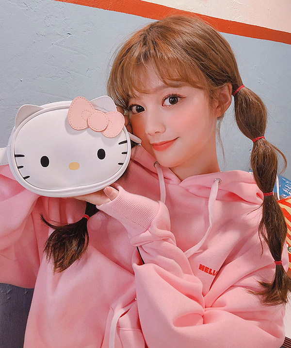hello kitty x chuu